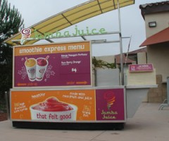 Jamba Juice new to food court