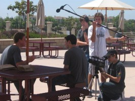 Junior directs first feature film (Video)