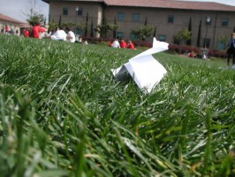 Science &amp; Engineering Club hosts paper airplane contest