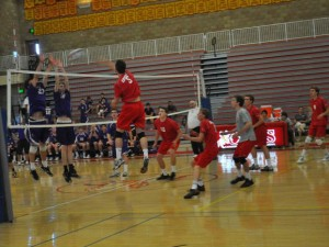 Boys volleyball best in Western League