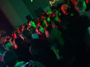 Sophomore students bond at annual class dance