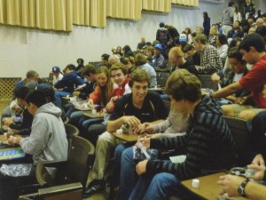 Students travel to UCSD for Engineering Day (SLIDESHOW)