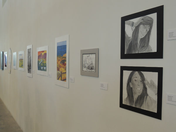 Art Show showcases artists' talent