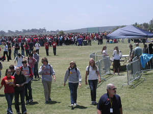 ASB Carnival springs Into view