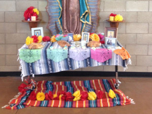Hispanic Culture Club celebrates the Day of the Dead