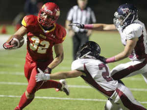 Dons' defense rolls its opponents