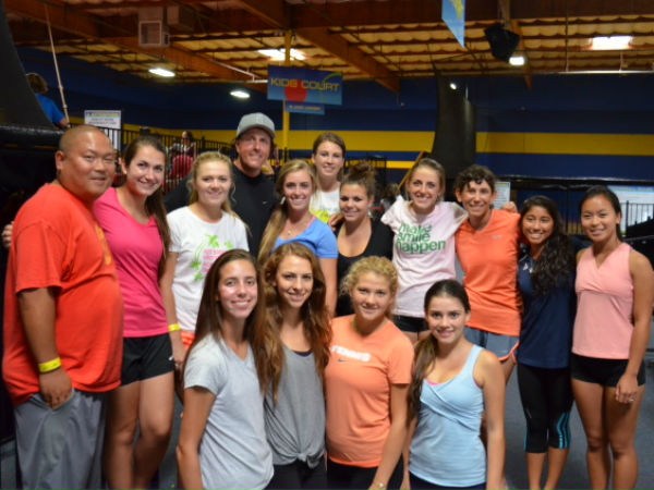 Tight-knit girls tennis team finishes season