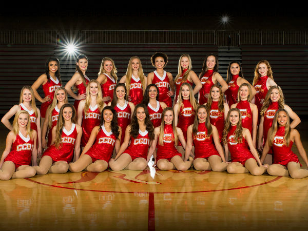 Dance team's Jingle Ball opens tonight