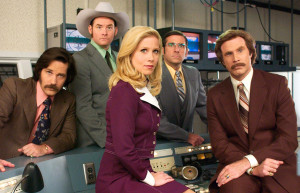 El Cid reviews Anchorman 2