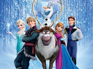 New film 'Frozen' deviates from conventional Disney themes