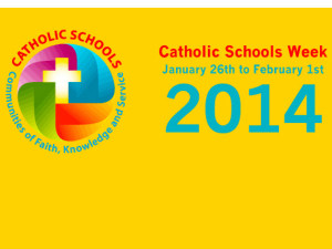 Cathedral celebrates Catholic Schools Week