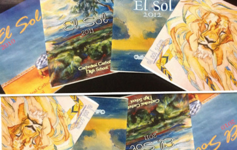 El Sol gives students an opportunity to be published
