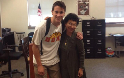 Señora Olson retires from teaching Spanish, life lessons